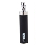 2200 mAh EGO Cigaret Batteri - Sort